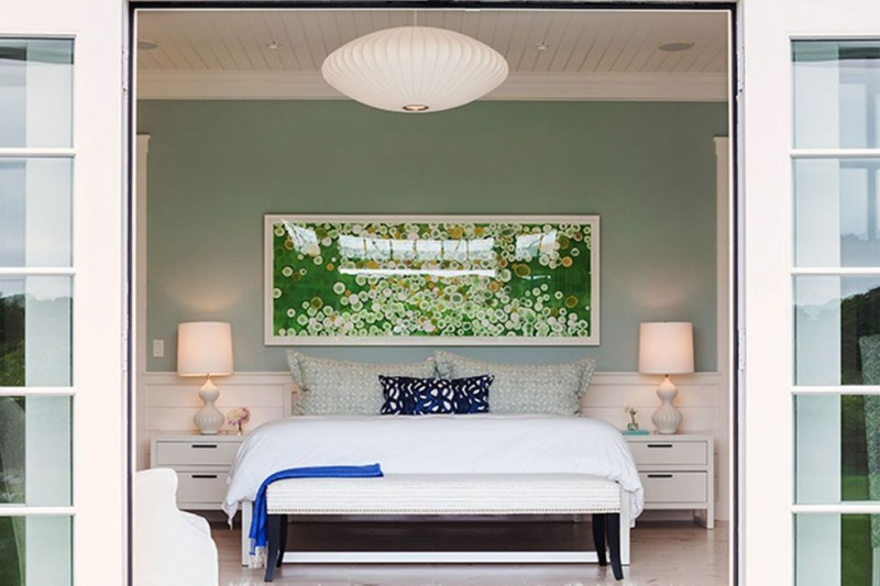 10 Green Bedroom Design Ideas for a Fresh Upgrade
