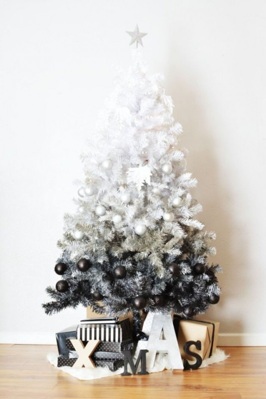 10 Ideas To Pull Off A Gorgeous Themed Christmas Tree