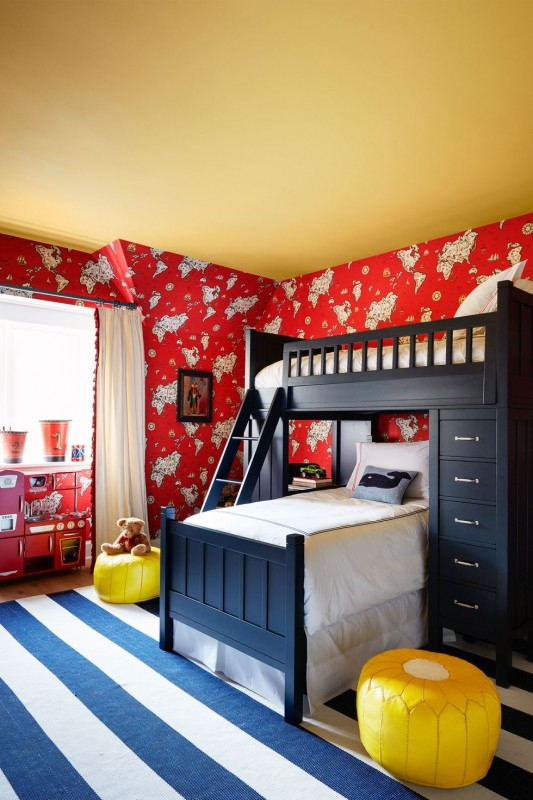 20 Boys Bedroom Ideas Packed With Playfulness And Personality