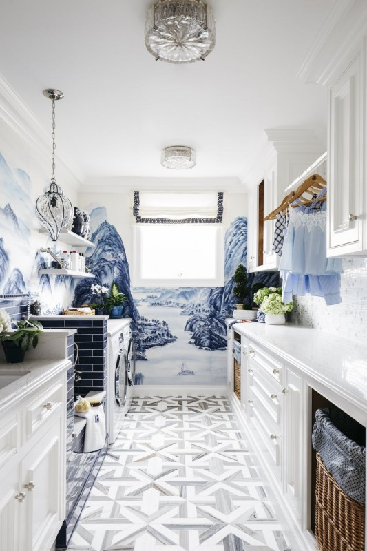 25 Gorgeous and Functional Laundry Rooms