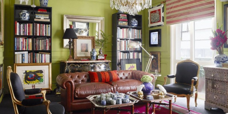 32 Green Room Ideas For a More Verdant Life