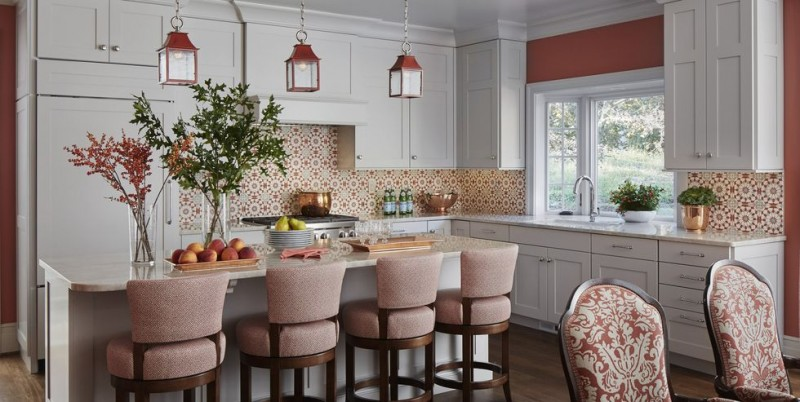 7 Must-See Orange Kitchens For Every Style