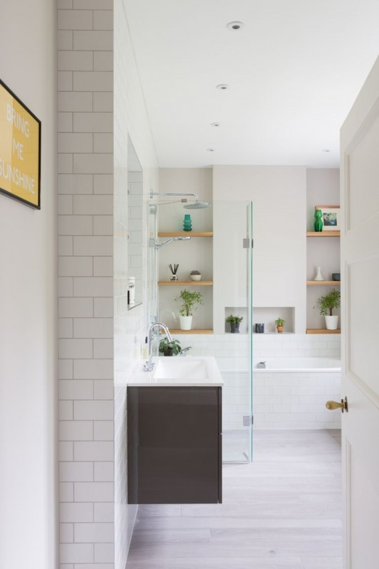7 Ways To Green Up Your Bathroom