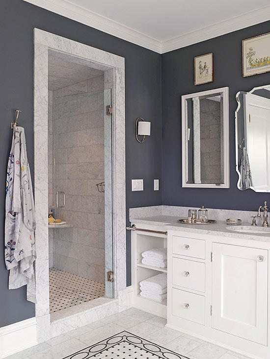 Absolutely Stunning Walk-In Showers For Small Baths