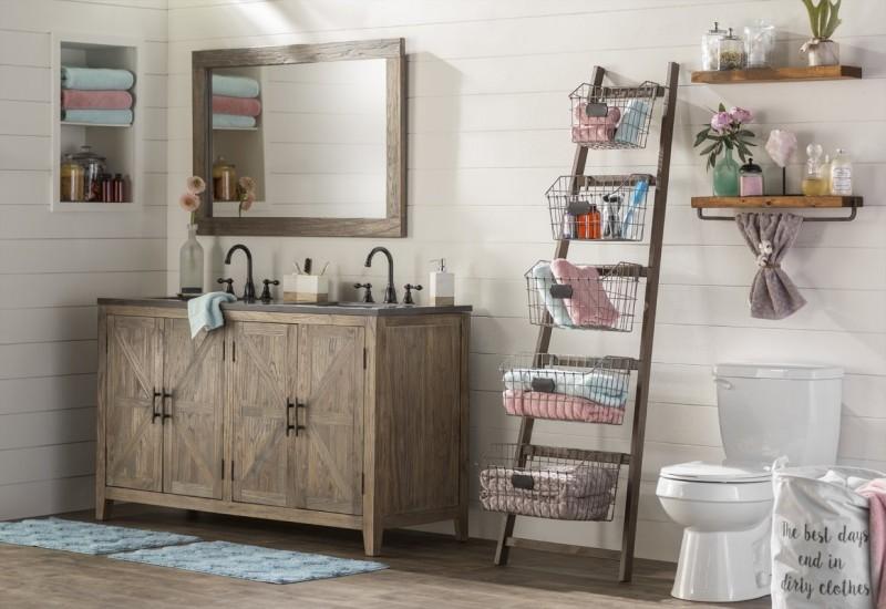 Cottage Country Bathroom Design By Laurel Foundry Modern Farmhouse