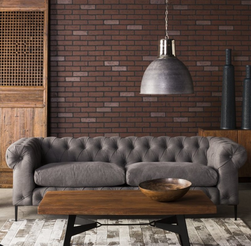 Izzie Chesterfield Sofa