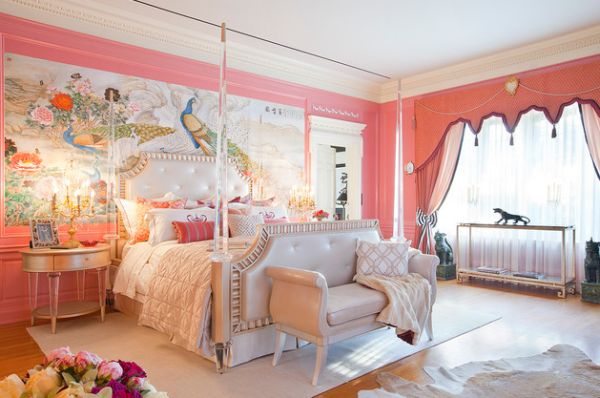 5 Stylish Girls' Bedroom Ideas In Pink