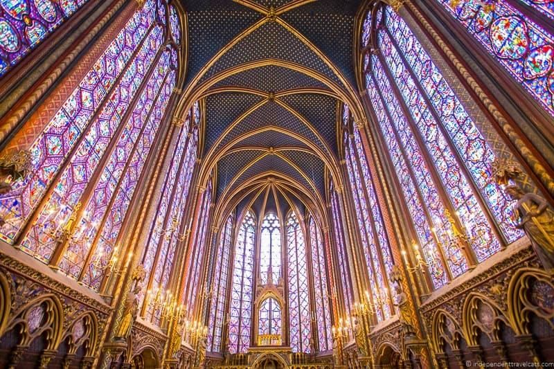Self-Guided Tour & Skip-the-Line Ticket to Sainte Chapelle