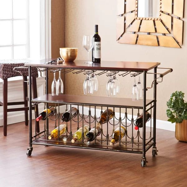Dalton Bar Cart