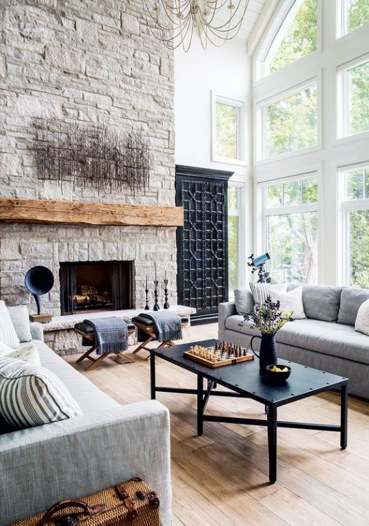 7 Beautiful Scandinavian Living Room Designs Collection