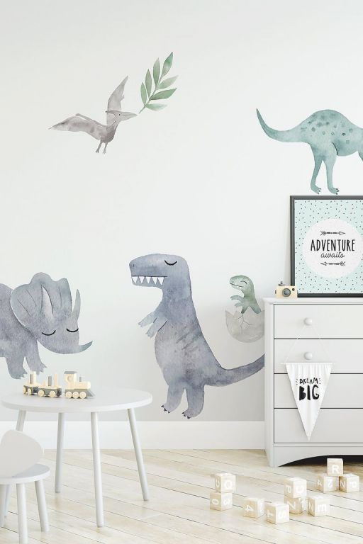 18 Amazing Wall Decals for Kids' Rooms Even Parents Will Love