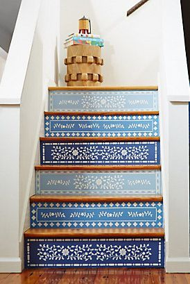 20 Totally Creative Ways To Step Up Your Staircase