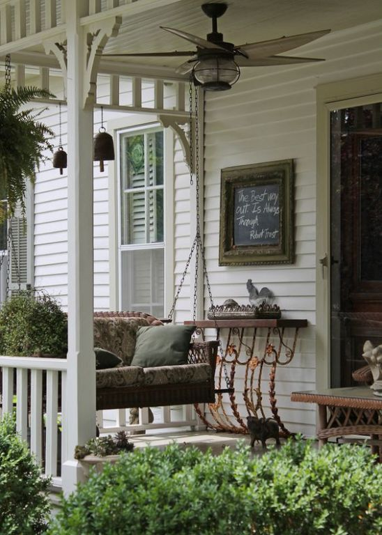 5 Inspiring Backyard Porch Ideas