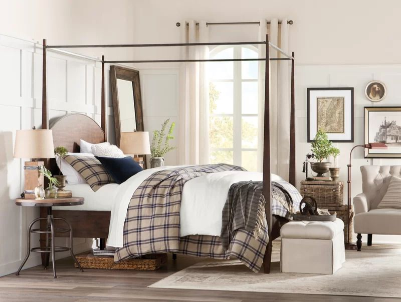 Schaffer Canopy Bed
